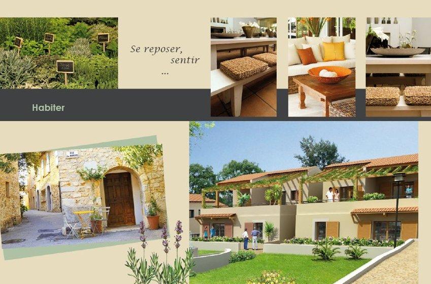 Programmes Bouvard résidence de tourisme écologique