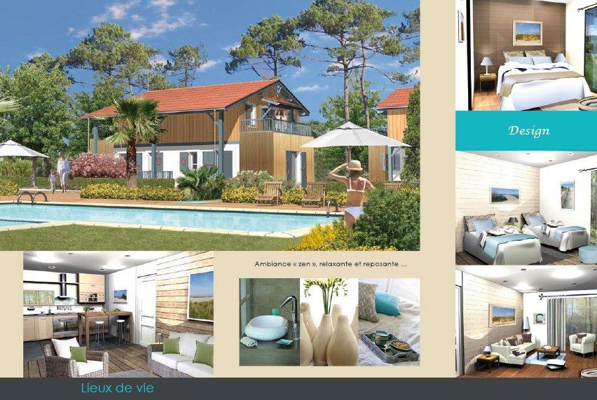 Programme Bouvard Censi résidence de tourisme écologique